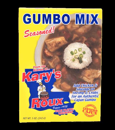 Kary's Gumbo Mix