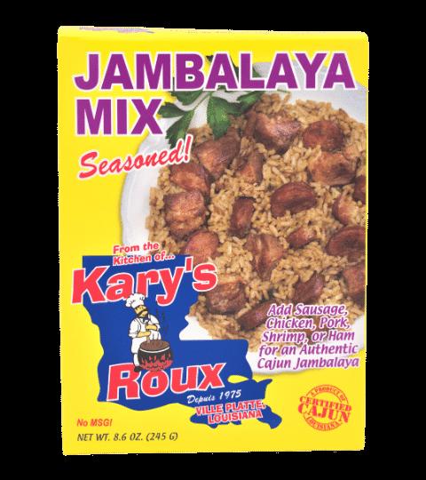 Kary's Jambalaya Mix